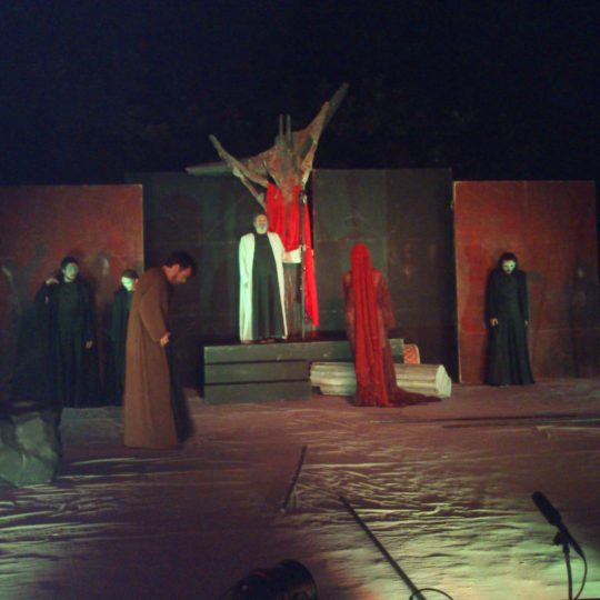 8<sup>ο</sup> Φεστιβάλ Αραχθείου Θεάτρου 2014