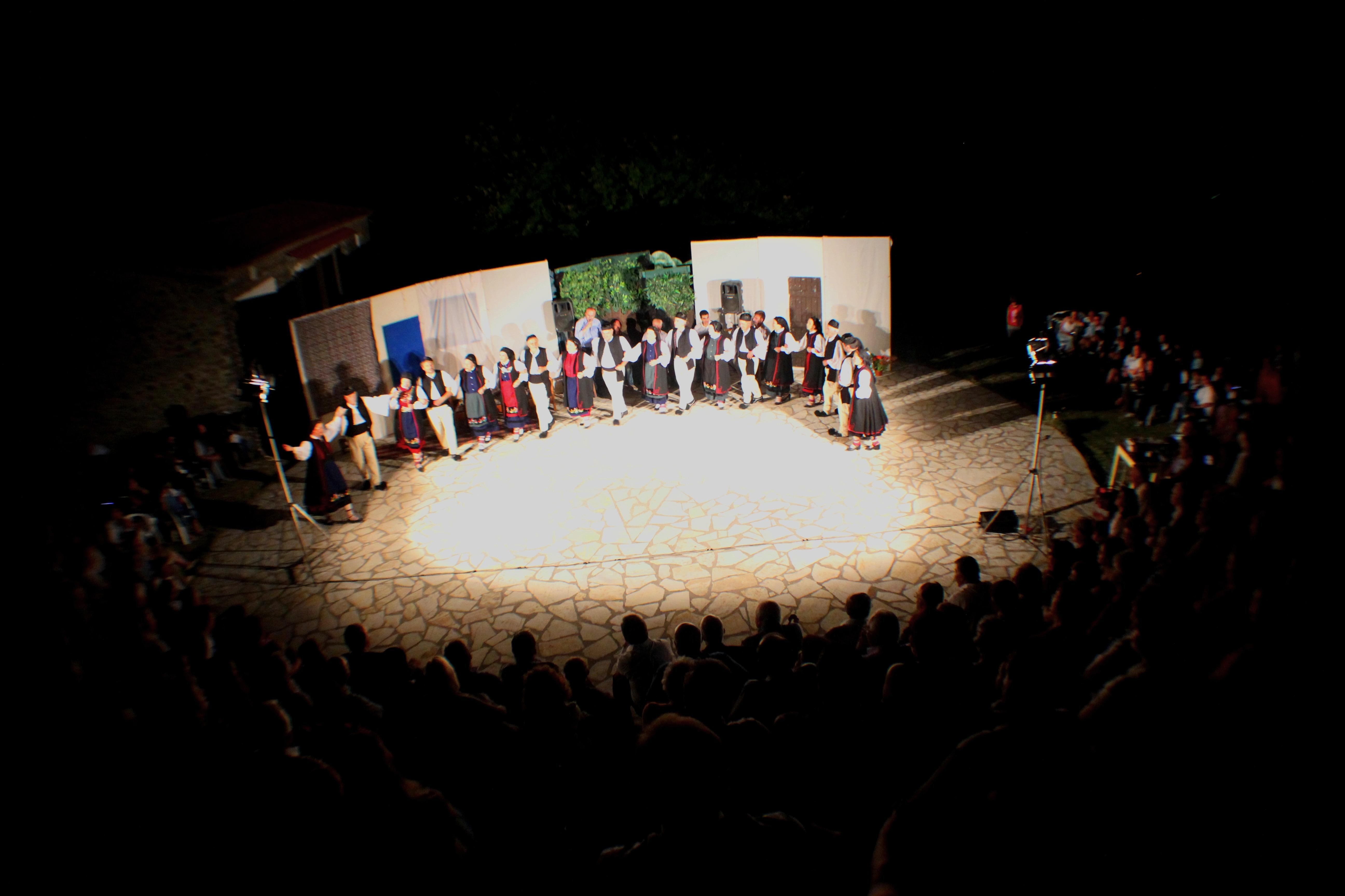 5<sup>ο</sup> Φεστιβάλ Αραχθείου Θεάτρου 2011