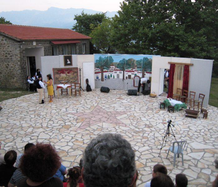 4<sup>ο</sup> Φεστιβάλ Αραχθείου Θεάτρου 2010